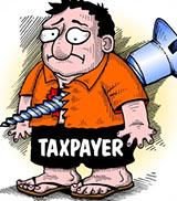 Taxpayers victim of condo boom