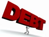 Household debt rises again